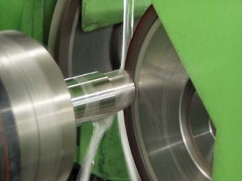 超精密複合多目的円筒研削盤専用の超砥粒ホイール