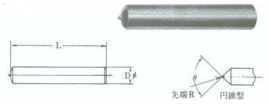 単石ドレッサー棒型(ストレート)