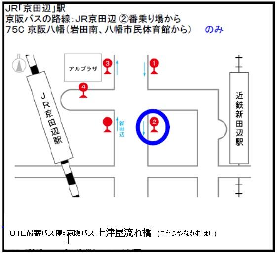 京阪バス 京田辺