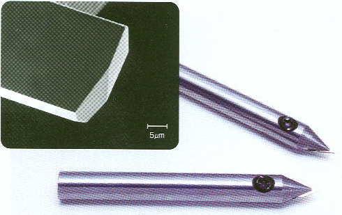 UPC-Nano endmill  マイクロエンドミル(スクエアタイプ)